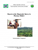 Report on the Diagnostic Survey in Phonsay District