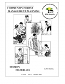 Community forest management planning   Session materials