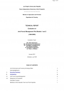 Evaluation of Joint Forest Management Pilot Models 1 and 2 (1994 2000)