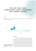 The Plata River Basin: International Basin Development and Riverine Fisheries
