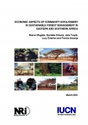 Economic Aspects of Community Involvement in Sustainable Forest Management in Eastern and Southern Africa.