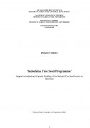 Indochina Tree Seed Programme   Project Brief