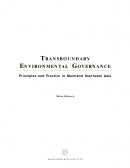Transboundary Environmental Governance