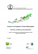 Concept for Community Forest Management