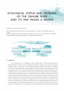 Ecological Status and Problems of the Danube River and its Fish Fauna: A Review