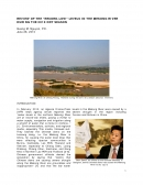 "NH?N X�T V? M?C N??C TH?P K? L?C C?A S�NG MEKONG TRONG M�A KH� 2010   Review of the ""record low"" levels in the Mekong River during the 2010 dry season"