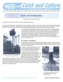 Bats and Fertiliser