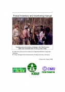 Forest Inventory and Monitoring ManualTraining course in inventory techniques with Thai Foresters, (Bore core extraction from Tectona grandis, Teak),