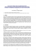 The dry season migration pattern of five Mekong fish species: Riel (Henicorhynchus spp