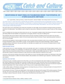 Monitoring of Deep Pools in the Mekong  River: The Potential of Hydro Acoustic Methods