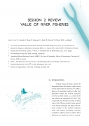 Value of River Fisheries